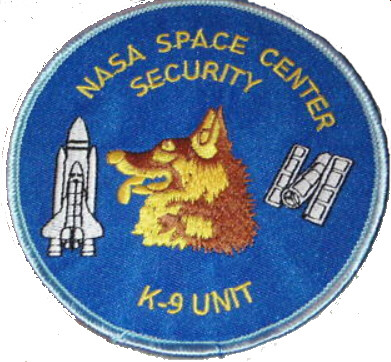 Government K9 Patches